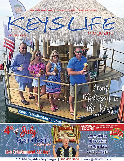 Keys Life Magazine July 2019