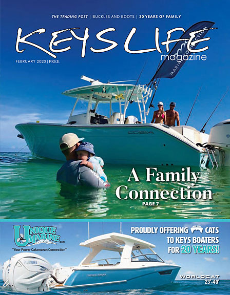 Keys Life Magazine cover February 2020